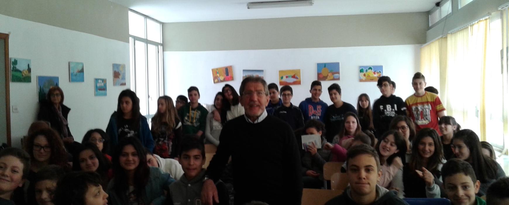 Incontro con gli studenti